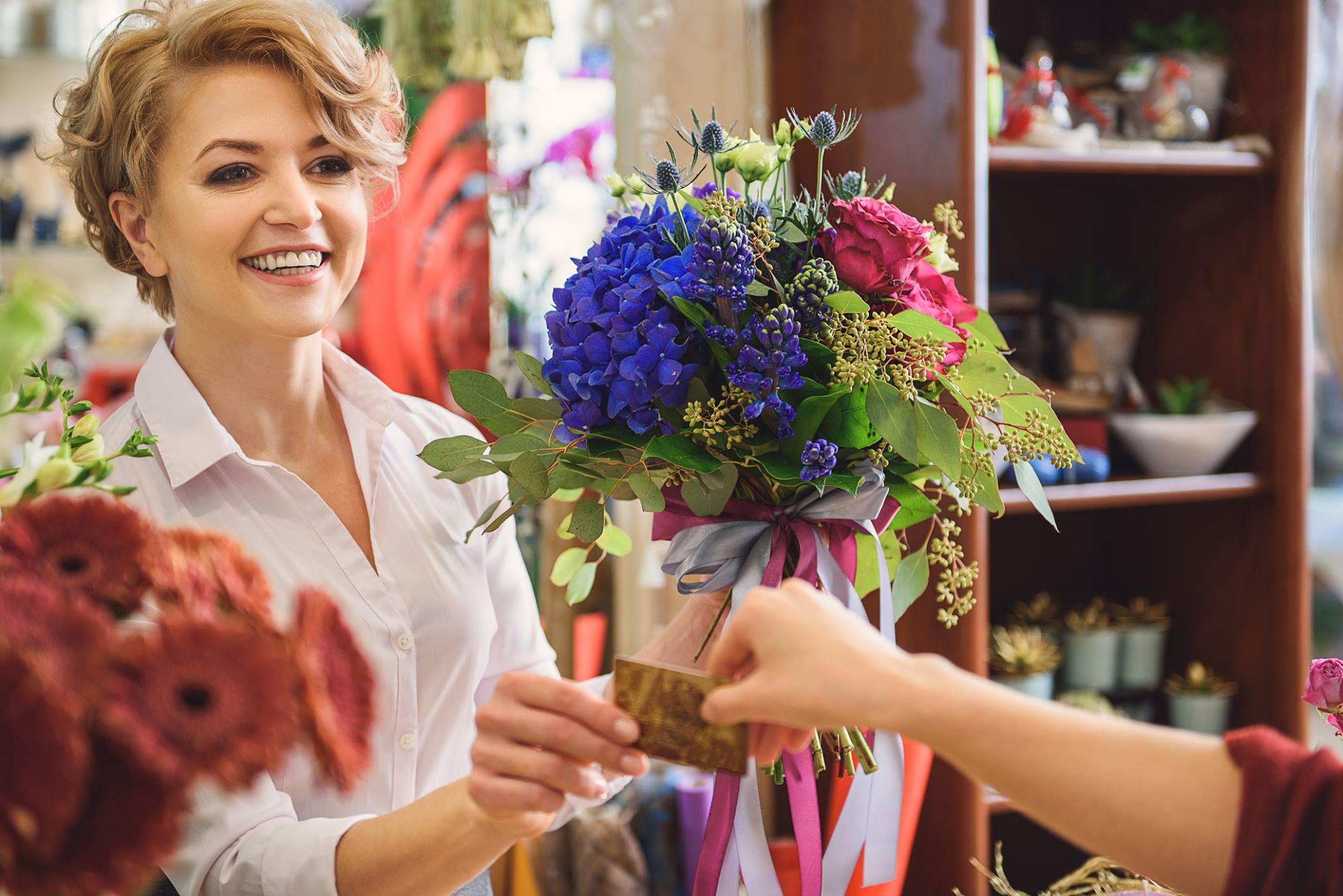 florist merchant services