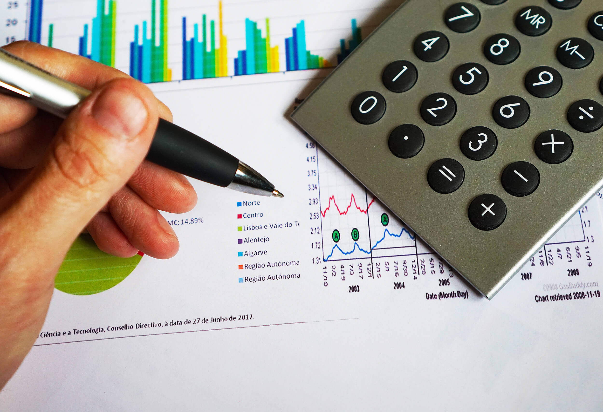 financial business consultant